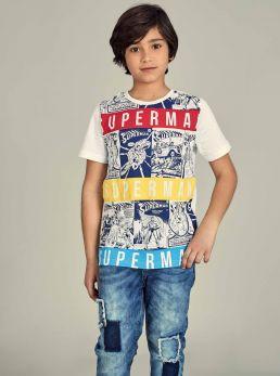 T-Shirt Supereroi