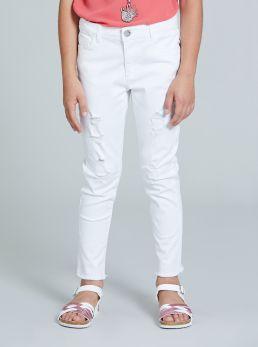 Pantaloni con Strappi