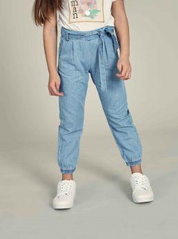 Pantaloni in tencel