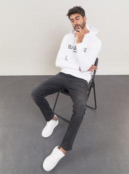 Jeans Slim-fit con catena