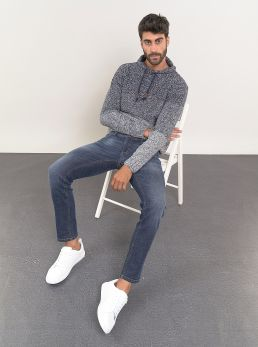 Jeans 5 tasche Slim-fit