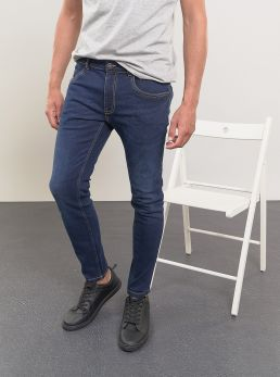 Jeans scuro Skinny-fit