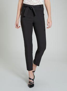 Pantaloni con Banda