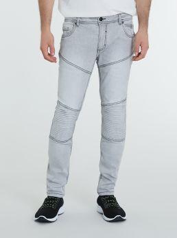 Jeans skinny-fit Grey Biker