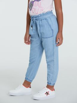 Pantaloni morbidi in denim