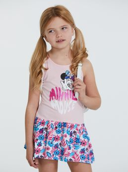 Vestito Minnie Mouse