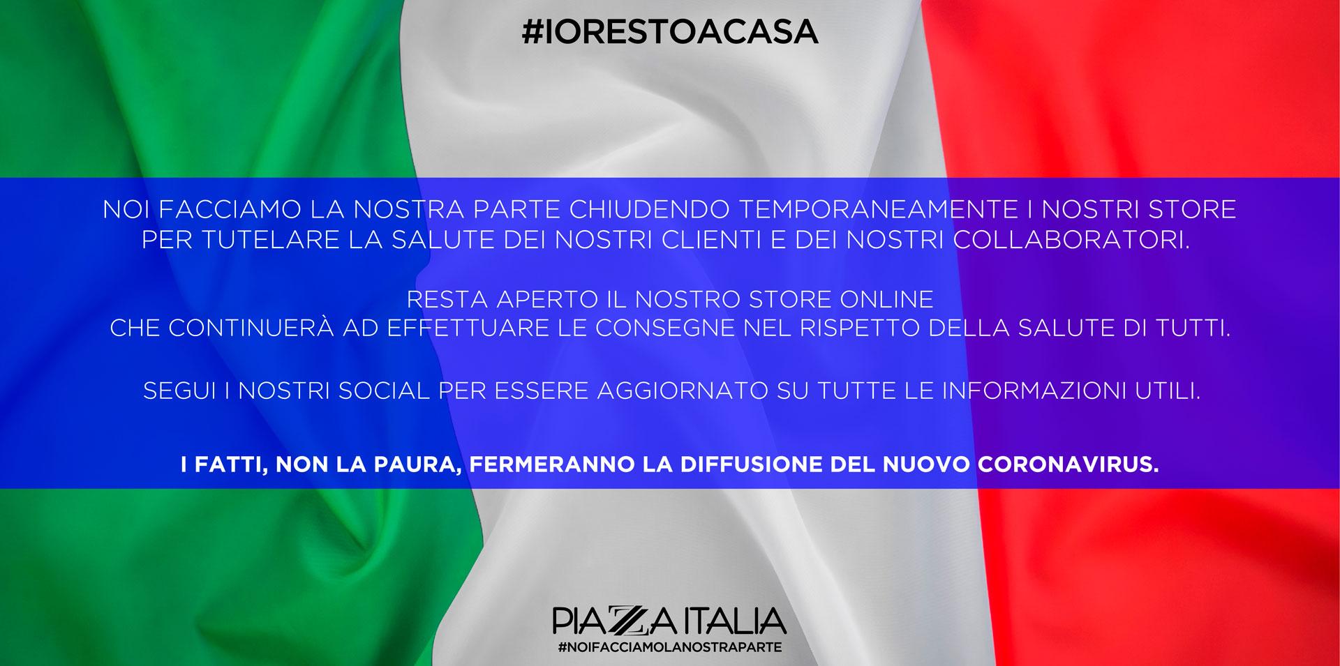 Home page | Piazza Italia